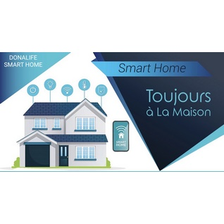 Domotique Smart Home